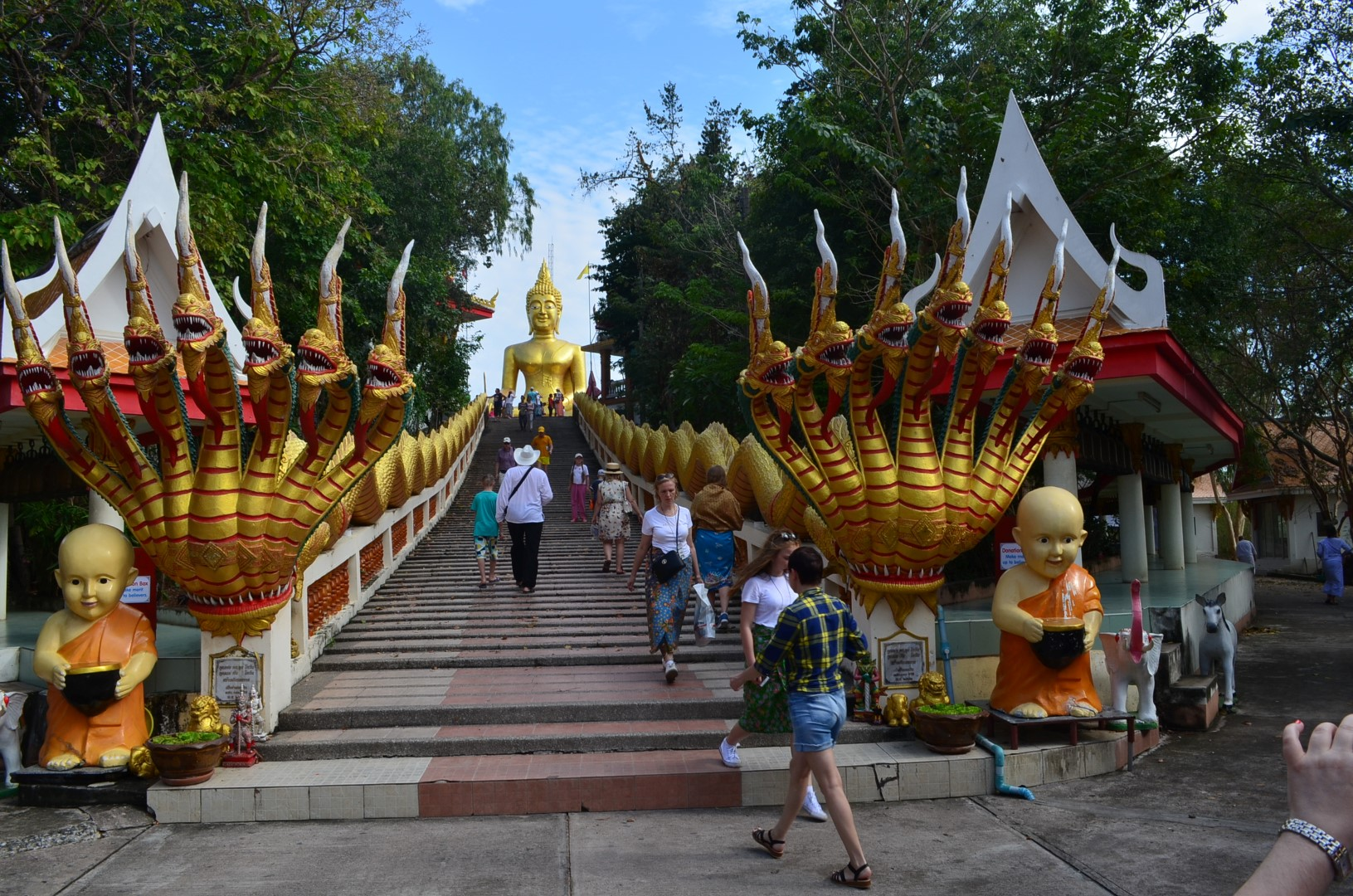 холм Будды